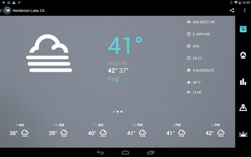 1Weather Full Version Pro Free Download