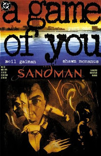Cover of Sandman #32 Slaughter on Fifth Avenue by Neil Gaiman and Shawn McManus
