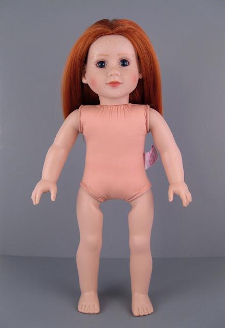 """18"""" My Twinn body"""