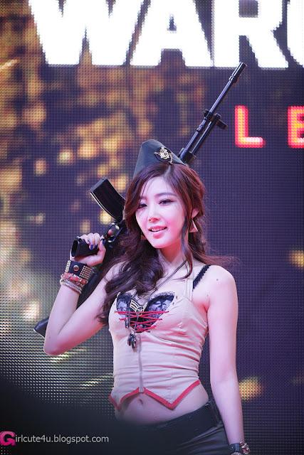 2 Jo Sang Hi at G-STAR 2012-Very cute asian girl - girlcute4u.blogspot.com