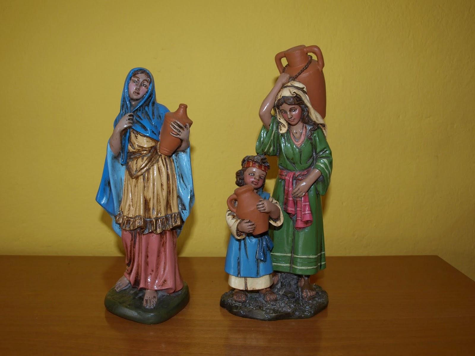 figuras belen artesanal