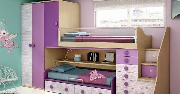 Dormitorios juveniles a medida literas con mesa for Dormitorios juveniles a medida