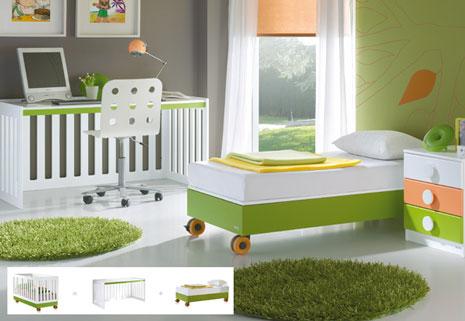 Recicora cunas Prenatal muebles bebe