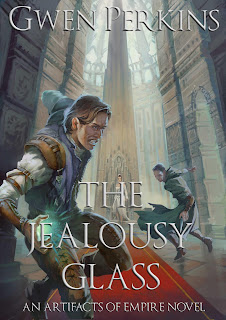 Jealousy Glass by Gwen Perkins blog blitz with giveaway!