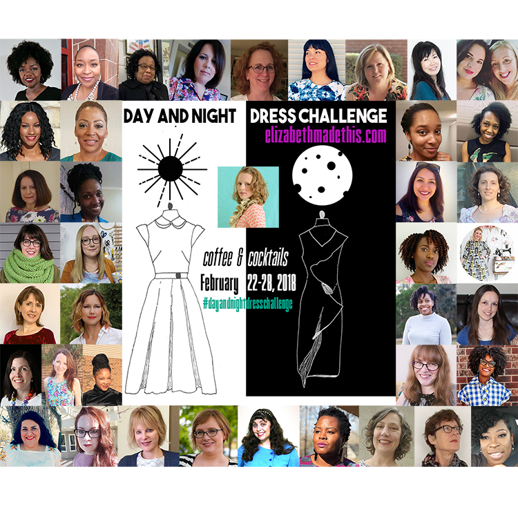 Day and Night Dress Challenge 2018