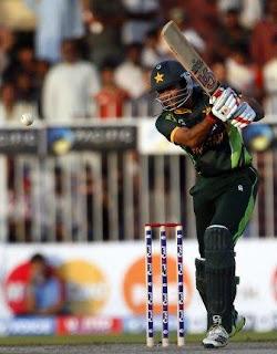 Pakistan vs Sri Lanka 1st ODI 2013 Scorecard, Pakistan vs Sri Lanka match result,