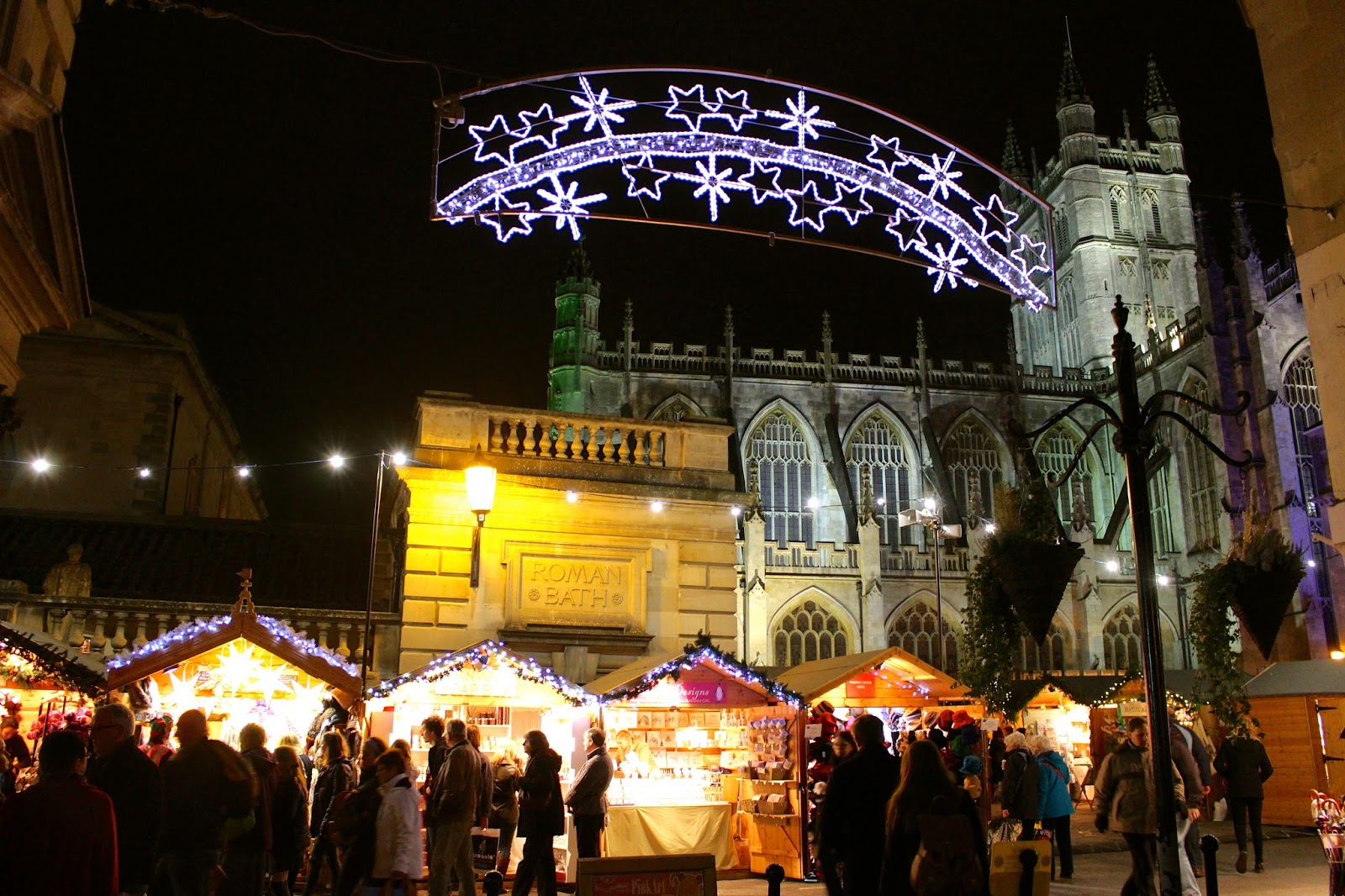 Bath Christmas Markets 2015