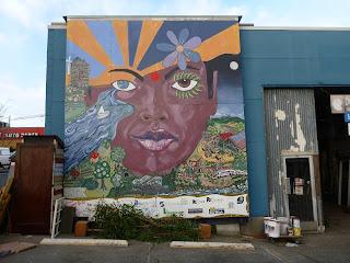 RE Store Mural, Ballard