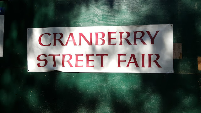 Cranberry Street Fair in Brooklyn