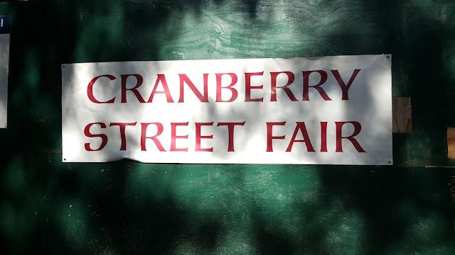 Cranberry Street Fair in Brooklyn