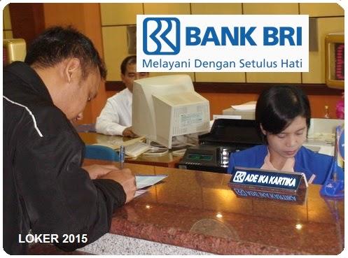 Peluang kerja Bank BRI Terbaru, Lowongan BUMN BRI 2015