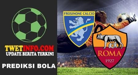 Prediksi Frosinone FC vs AS Roma, Serie A 12-09-2015