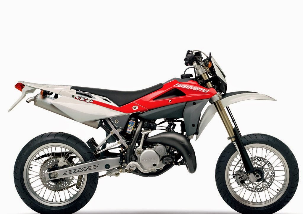 Husqvarna SM125S  motorcycles Photos