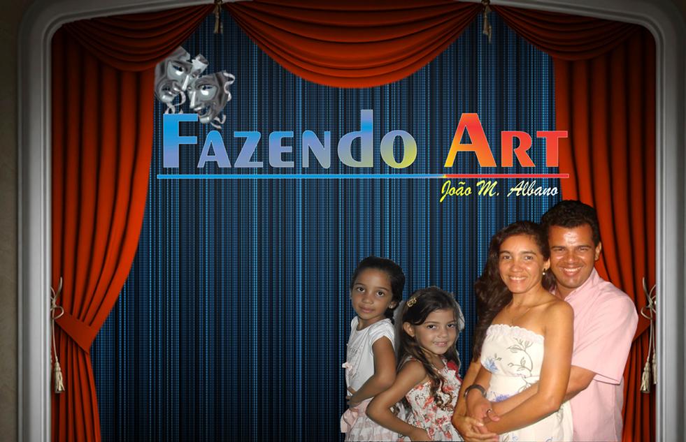 FAZENDO ART