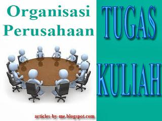 Organisasi Perusahaan