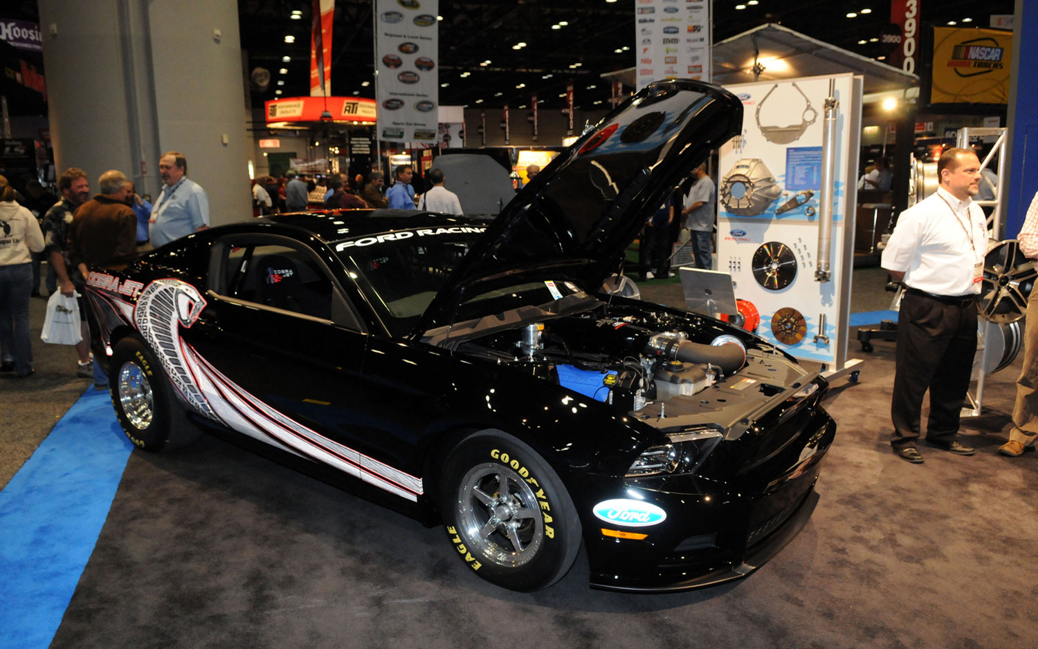 2014 Ford Mustang Cobra Jet Priced at $97,990 | Cars Model 2013 2014