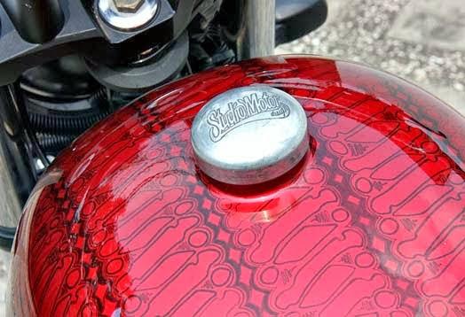 Data Modifikasi Yamaha Scorpio 2006 : THE SCORCRAMBLER : title=