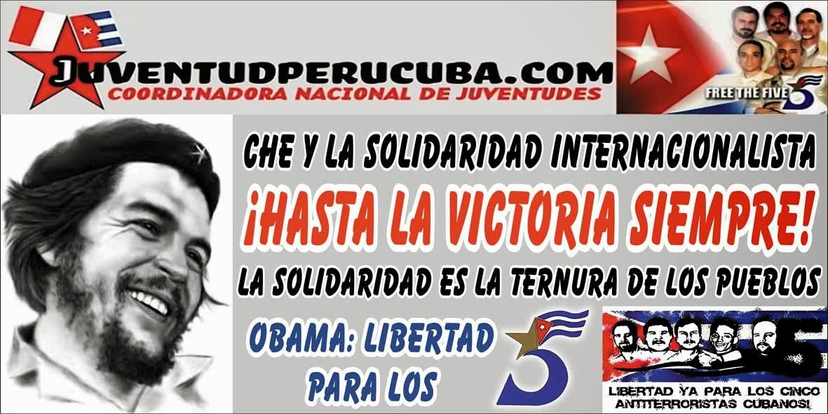 CHE Y LA SOLIDARIDAD INTERNACIONALISTA