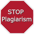 No Plagiarism Please!!!!