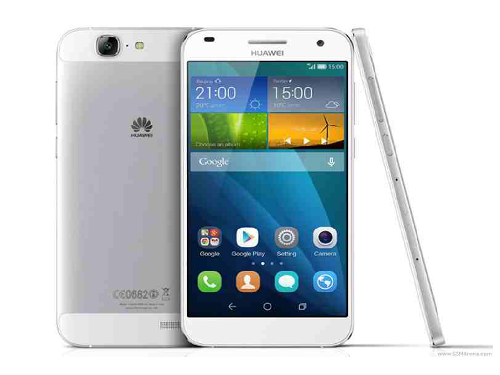 Huawei Ascend G7, a 5.5-inch 4G LTE-enabled smartphone, Now Official!