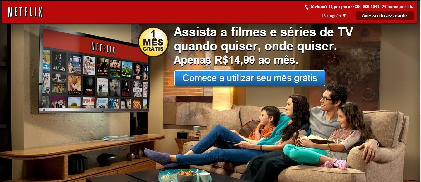 NETFLIX BRASIL