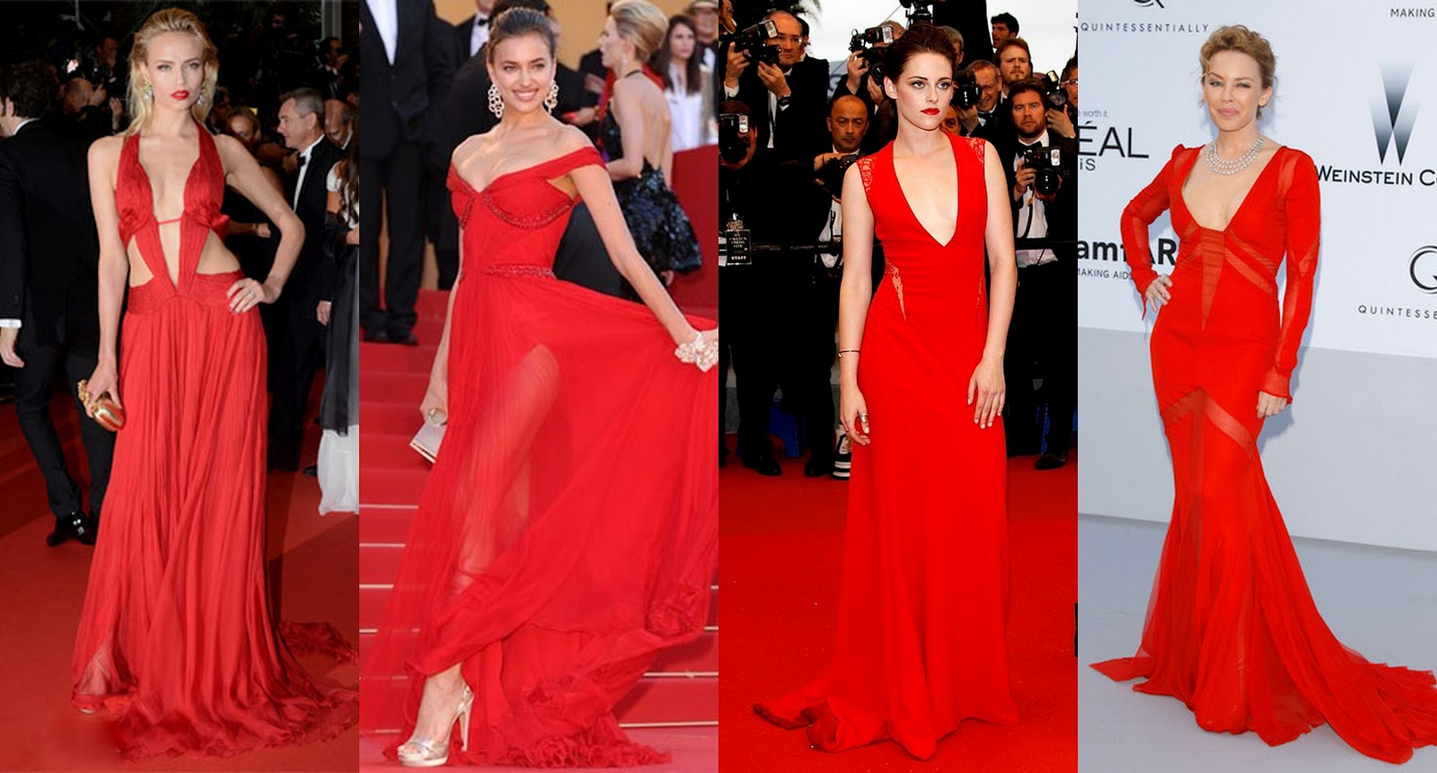 Frills and Thrills: Cannes Film Festival 2012 - Part Three