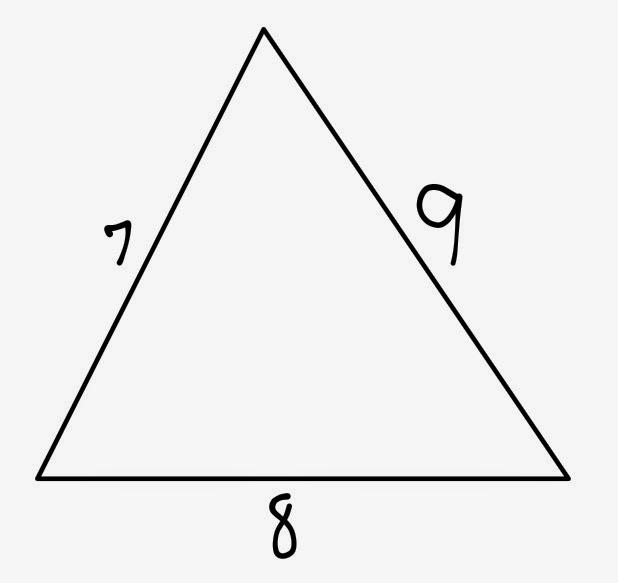 Math Blog Cosine Law Angles