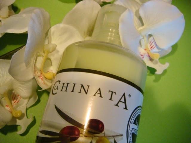 After Sun con Aceite de Oliva de La Chinata