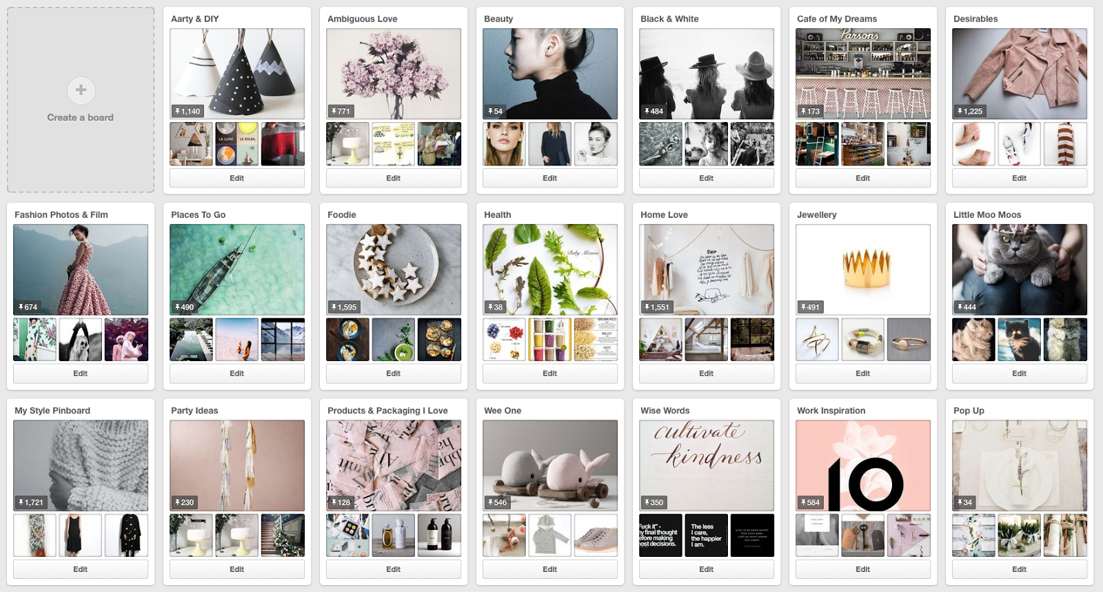 MY BEAUTIFUL PINTEREST