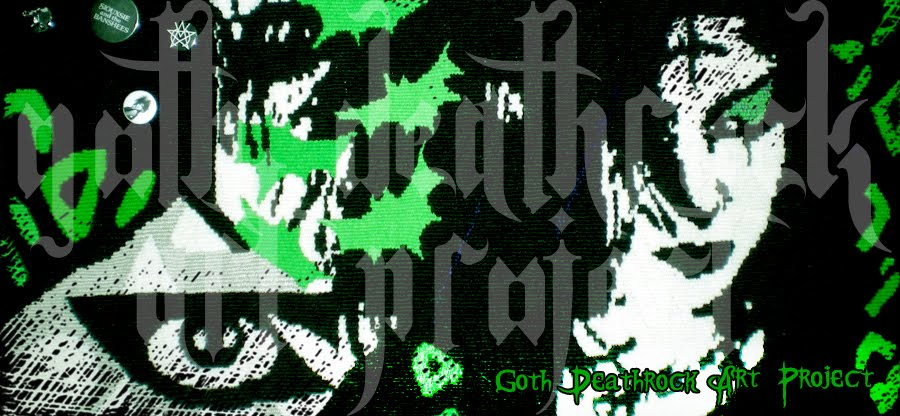 Goth Deathrock Art Project