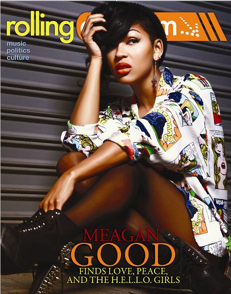 meagan good rolling out cover