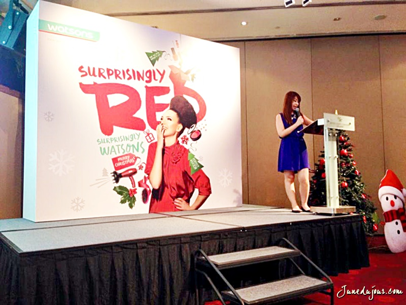 e2d2195dae8 Watsons Day Out: The Christmas Edition 2015 | JuneduJour / Singapore ...