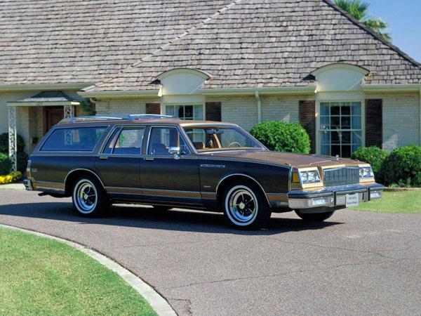 ビュイック・エレクトラ 5-6世代 | Buick Electra (1977-90)