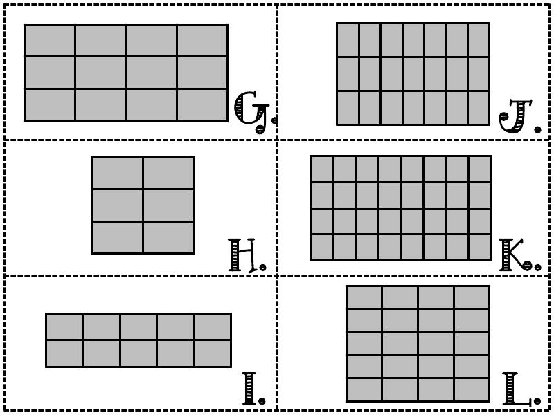 2nd grade multiplication worksheet