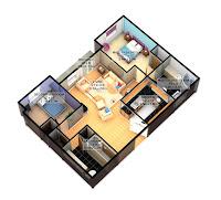 3d Floor Plan5