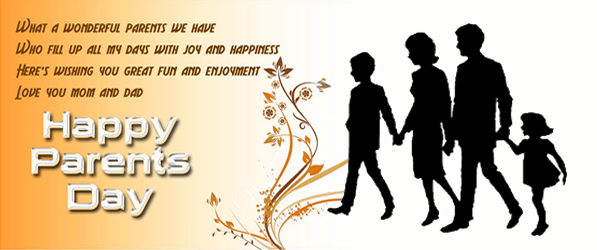 Happy Parents day Wallpapers 2015