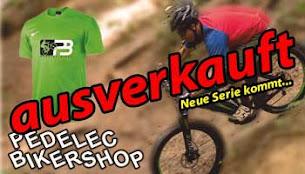 Pedelec-Biker Shirtshop