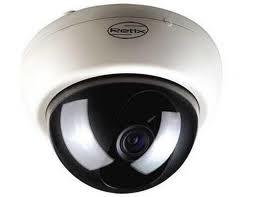 Câmera de segurança - imagem ilustrativa.
