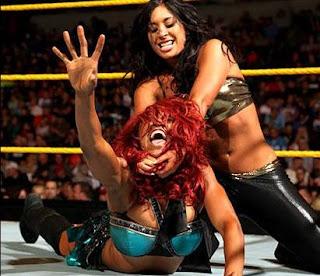 WWE Maxine