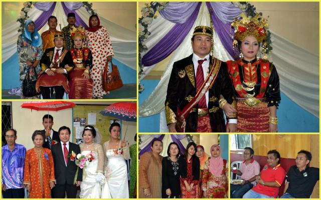 Perkahwinan Melanau Dan Bidayuh 28 Mei 2011.