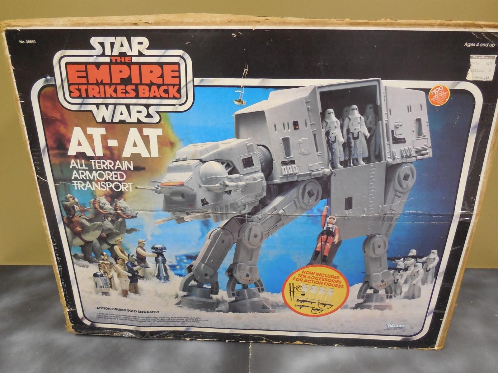 Kenner Star Wars Toys : Vintage kenner star wars toys july