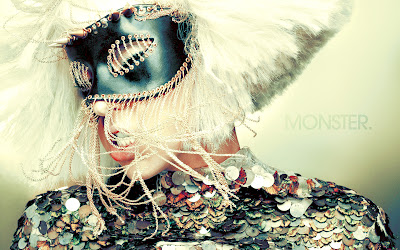 Lady Gaga Mother Monster  wallpepers