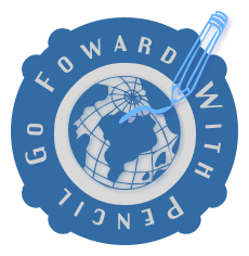 Go Forward with Pencil