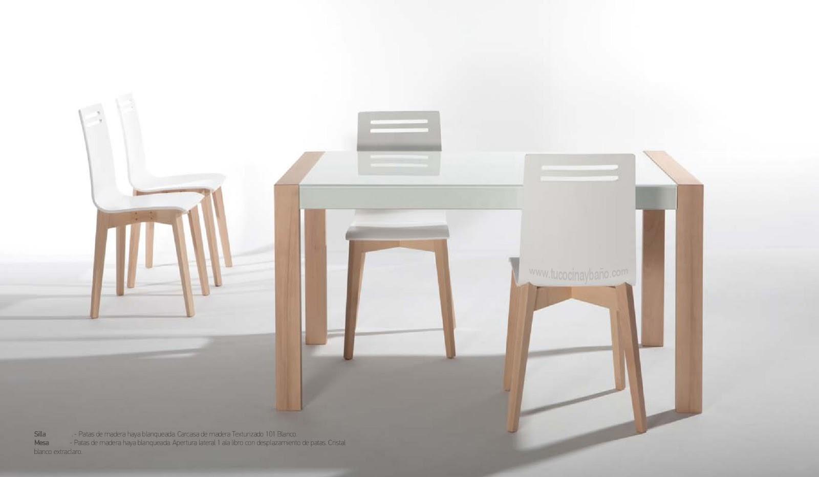 Silla cocina nordica ribalta tu cocina y ba o for Sillas de cocina blancas de madera