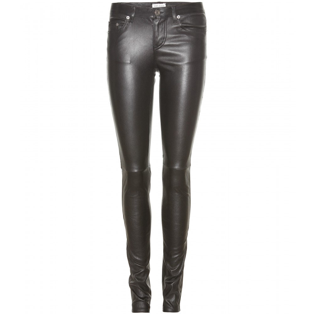 For a choice in new Black Leather Pants, make sure to peruse Women's Black Leather Pants as well as Men's Black Leather Pants when at Macy's.