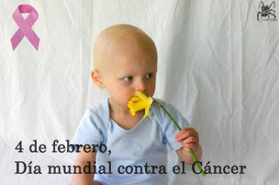 4 de febrero, día mundial contra el cáncer.
