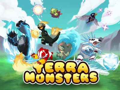 [HACK] Terra Monsters iOS Screen480x480