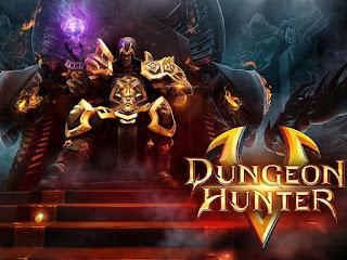 Download MOD Dungeon Hunter 5