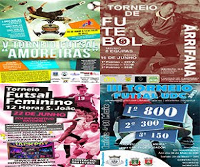 Torneios de Futsal