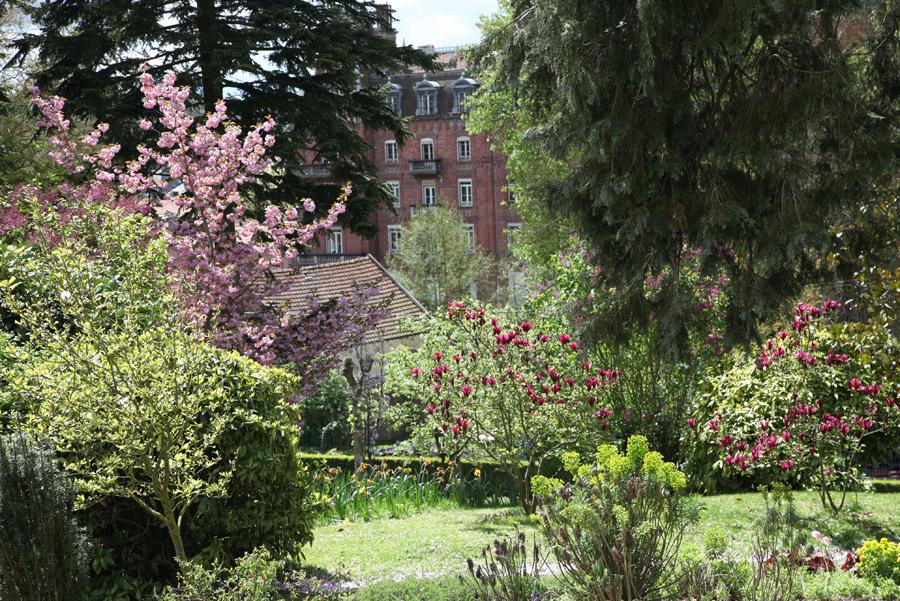 korzen is in the garden jardin d 39 agr ment du familist re godin guise. Black Bedroom Furniture Sets. Home Design Ideas